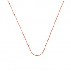 Esmée Bo. Pure Twist Rose Necklace