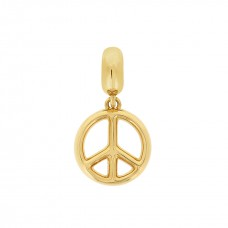 Symphony Peace Gold Love Charm